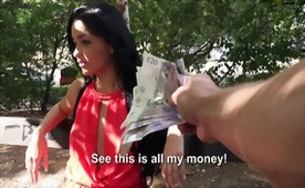 Money Can Not Buy Love, But It Can Provide You With A Decent Blowjob