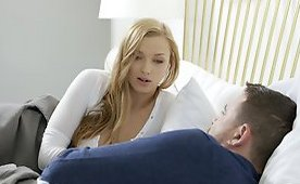 His Wife Getting Horny By Her Nasty Threesome Dream