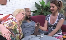 Big Black Cock is the First Time for Sweetie by Mom Reference